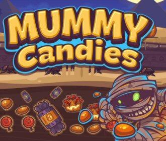 Mummy Candies 2